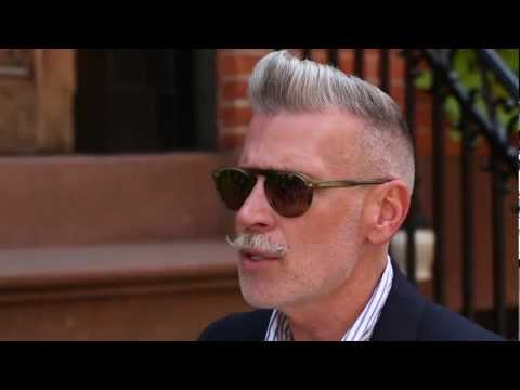 Dockers® Men of Style: Nick Wooster