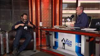 Actor Nick Offerman on Chris Pratt's Superhero Legs - 10/19/16