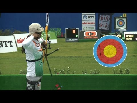 Archery World Cup 2012 - Final Stage - 1/2 Match #3.1