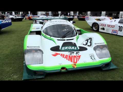 Racing Legends: The Porsche 956 & 962