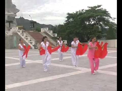 Song quạt mộc lan 24 thế - Lê Vân