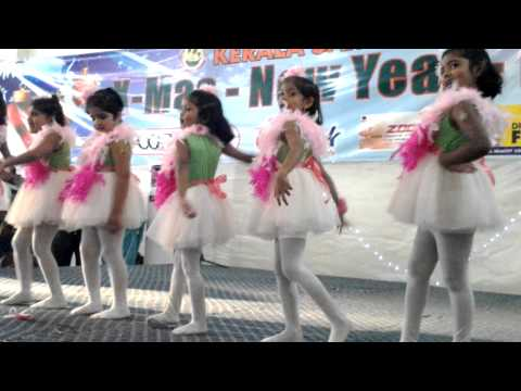 I AM A BARBIE GIRL DANCE BY KERALA SAMAJAM NIGERIA KIDS