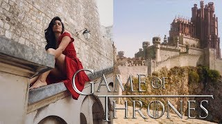 I went to Game of Thrones KING'S LANDING! | Melissa Alatorre