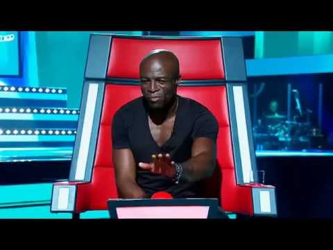 The Voice Australia Adam Martin sings Apologise! Amazing voice!!! Blind Auditions
