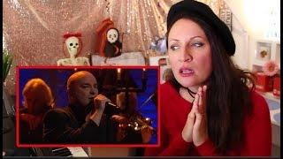 Vocal Coach REACTS to DISTURBED- THE SOUND OF SILENCE