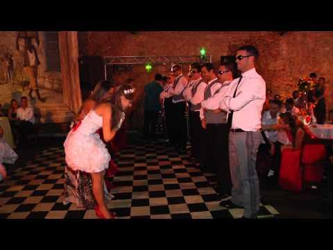 Casamento Erick e Bia - Valsa maluca