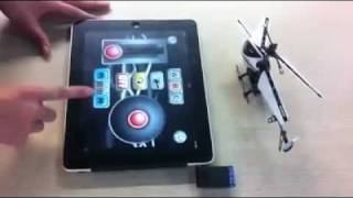 i-Helicopter and iPad from MYiToyz.com