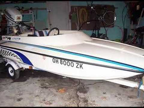 Mini Speed Boats Video