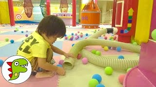 ラグナシアにお出かけしたよ❤キャンディー ファクトリー  Toy Kids トイキッズ