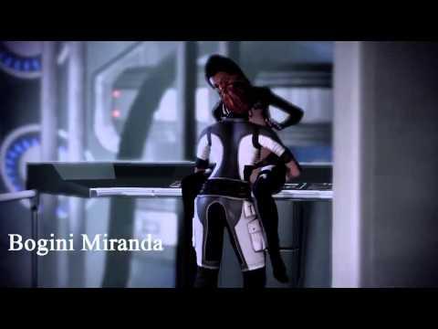 Miranda Lawson Sexy Body with Female Shepard