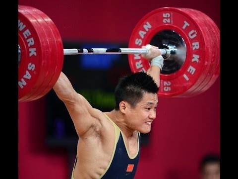 2013 World Weightlifting Championships Men's 77 kg Snatch