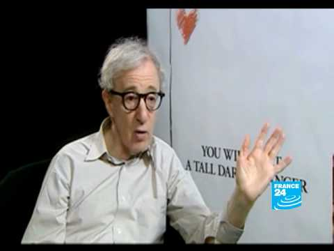 FRANCE 24 The Interview - Full interview with Woody Allen