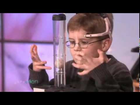The Hilarious 7-Year-Old Brandt Bickford Tests the Hottest Toys on Ellen