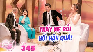 The Newlyweds | Ep 345: Singer Mia got shy when revealing her husband is 3 years younger than her