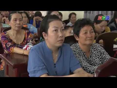 Hội LHPN huyện Phong Điền tổ chức hội nghị sơ kết giữa nhiệm kỳ