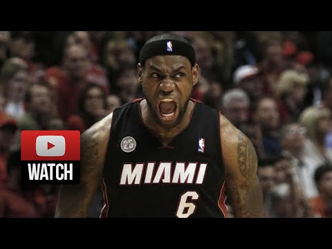 LeBron James Full Highlights at Cavaliers (2013.11.27) - 28 Points, 8 Assists, Homecoming