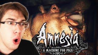 Amnesia: A Machine For Pigs #2 - Passage Secrets