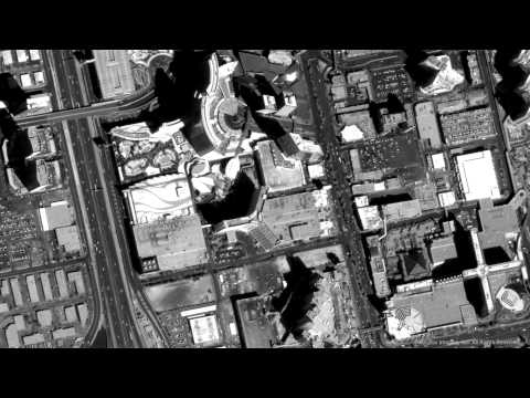 Skybox Imaging HD Video of Las Vegas on March 25, 2014 (1080p)
