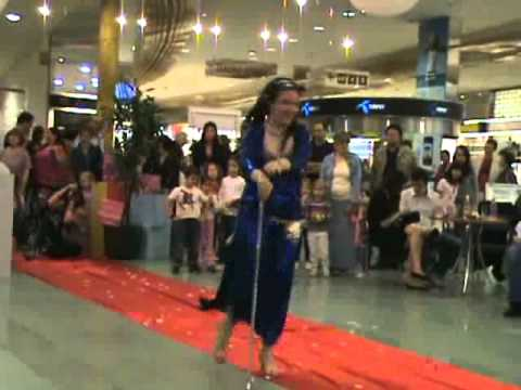 Egyptian Cane Dance At A Fashion Show video