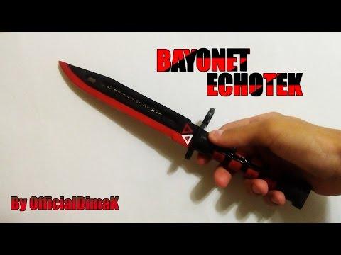 Ножи cs go как сделать