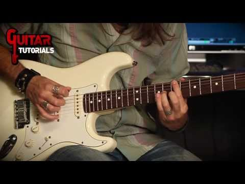 Manhattan (Eric Johnson) - Guitar Tutorial with Paul Audia
