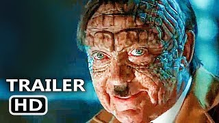 IRON SKY 2 New Trailer (2019) The Coming Race, Sci-Fi Movie HD