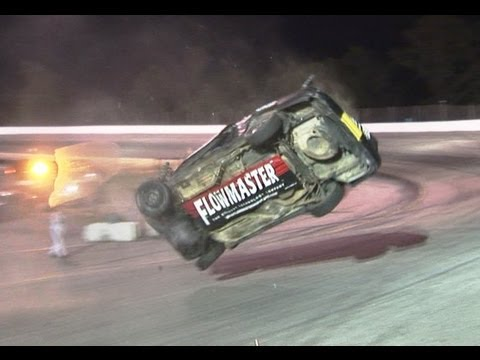 Car Stunt Thrill Show - Saturday Night Short Track Special FEATURE