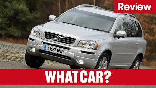 Volvo XC90 4x4 review - What Car?