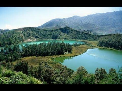 Wisata Danau Telaga Warna