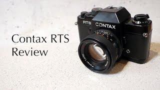 Contax RTS Camera Review & Sample Photos