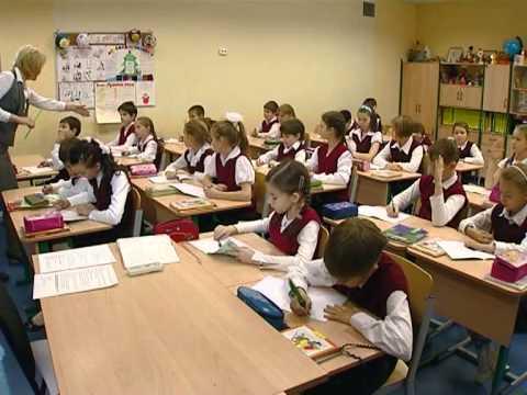 03 Урок математики в 4 классе по системе Л.В. Занкова