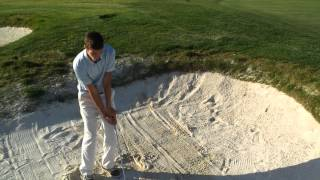 Bunker Shot Golf Tips – Sand Shot Tutorial