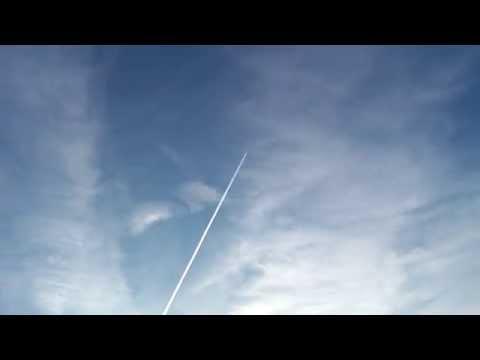 Geoengineered Skies over East Tennessee