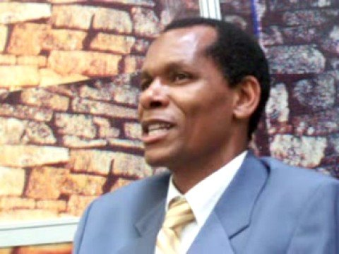 Zimbabwe Tourism Minister: Interview Interrupted