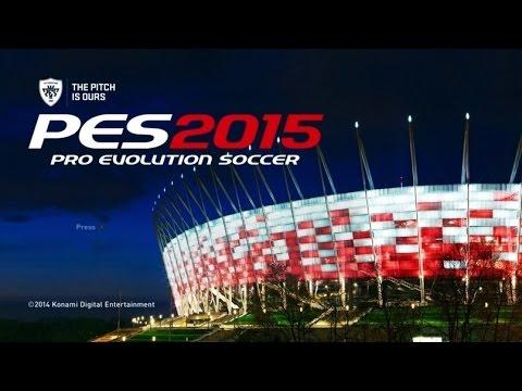 PES 2015 DEMO ОБЗОР[PS4/1080p]