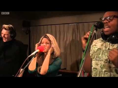 Rudimental - Not Giving In ft. John Newman (Live in Session)