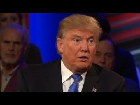 Donald Trump: I renounce my pledge to support GOP nominee