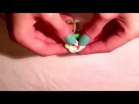 DIY pinguino con elastici