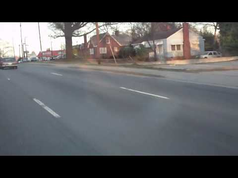 North Tryon St., Naked Hookers, & Shady Places