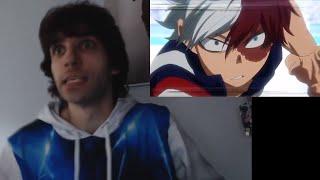 Boku no My Hero Academia Season 2 Episode 12 Live Reaction