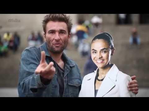 Eleitores dizem o que pensam de Marina Silva na praça da Sé
