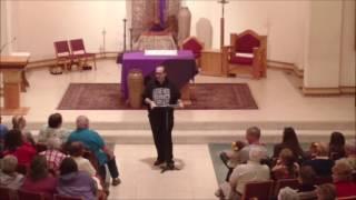 Father Sichko at St  Agnes in Scottsbluff, Nebraska 2017