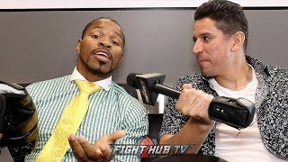"""SHAWN PORTER """"IM NOT AVOIDING CRAWFORD & HES NOT BEING DUCKED OR AVOIDED!"""""""