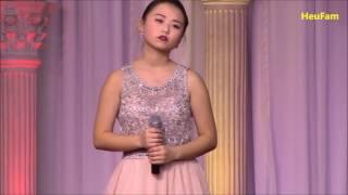 Hmong International New Year 2016 - 2017: Singing Comp RD 3 - Mindy  Yang #8