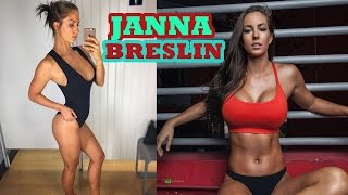 Janna Breslin - Personal Fitness Trainer / Full Workout & All Exercises