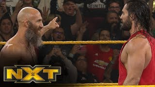 Seth Rollins and Tommaso Ciampa's hostilities continue after NXT goes off the air: Nov. 20, 2019