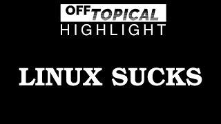 "The ORIGIN of ""Linux Sucks"" | A Conversation with Bryan Lunduke"