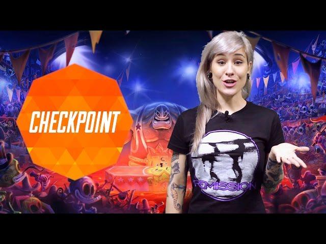 Checkpoint (01/10/14) - Watch Dogs 2, filme de Tetris e DayZ multiplataforma