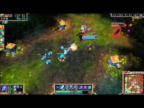 League of Legends - Ryzeing to the Challenge - Full Game With Joe