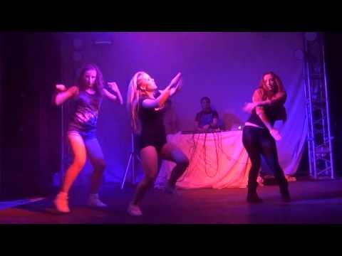 2 round dancehall battle Kaya-Gaika-Boomshiva
